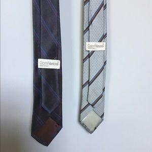 Versace Vintage Ties